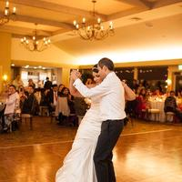 Dancing in the Corral de Tierra Country Club's Grand Ballroom.