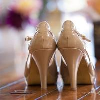 Relax and take your shoes off to dance the night away after the wedding in the Grand Ballroom at the Corral de Tierra Country Club on the Monterey Peninsula.